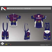 2017 FAT Norcal Cycling Kit