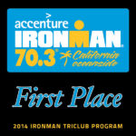Ironman 70.3 Oceanside Division III Champions